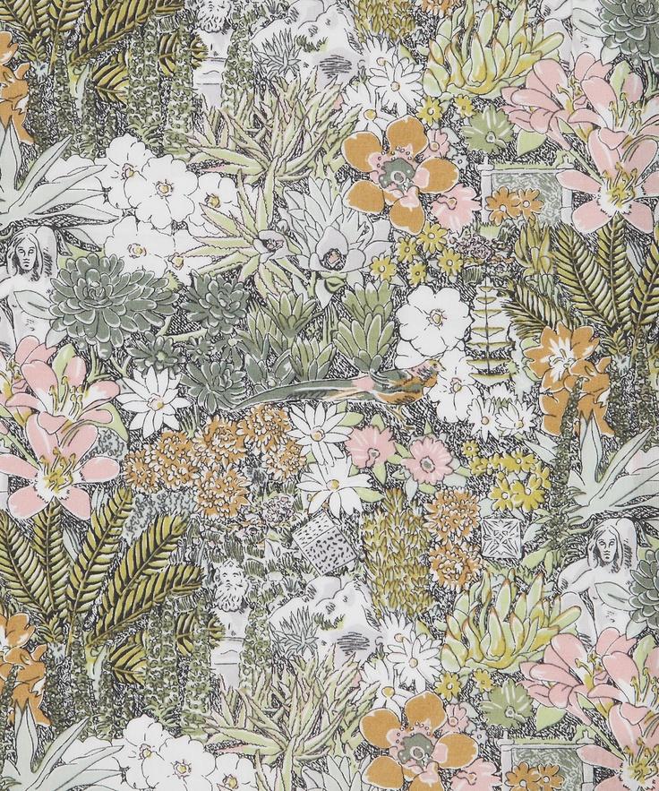 Archipelago B Tana Lawn, Liberty Art Fabrics. Shop more from the Liberty Art Fabrics collection online at Liberty.co.uk £22p/m