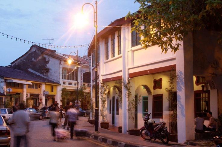 Armenian St, Georgetown, Penang