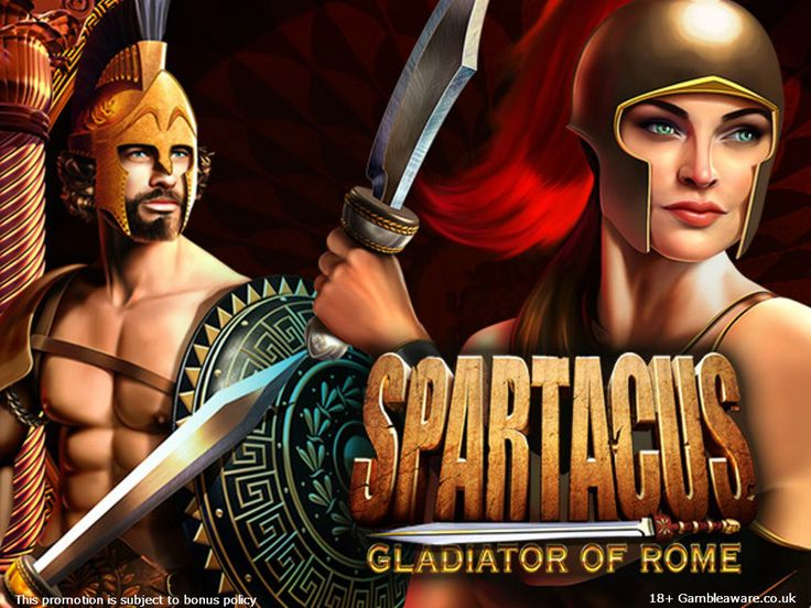 "In this Game witness the Rome's legendary hero ""Spartacus"" who became a gladiator from a slave leader. Play now Spartacus at Coinfalls #casino #slot Be a hero be a spartacus.  Sign up to avail £5!  http://www.coinfalls.com/games/spartacus/?tcode=socialVIP"