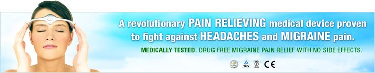 Cefaly Migraine Pain Relief