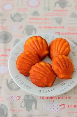 「簡単マドレーヌ」あいりおー | お菓子・パンのレシピや作り方【corecle*コレクル】