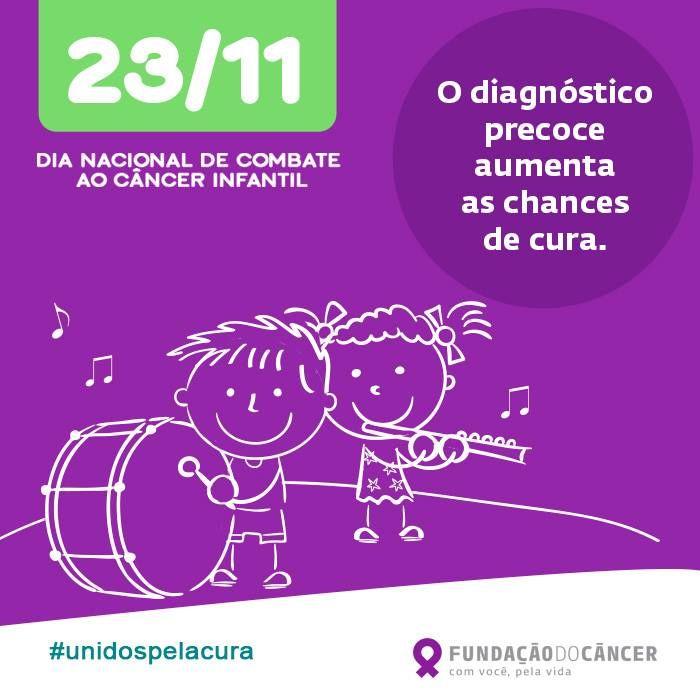 Dia Nacional de Combate ao Câncer Infantil | Multivista