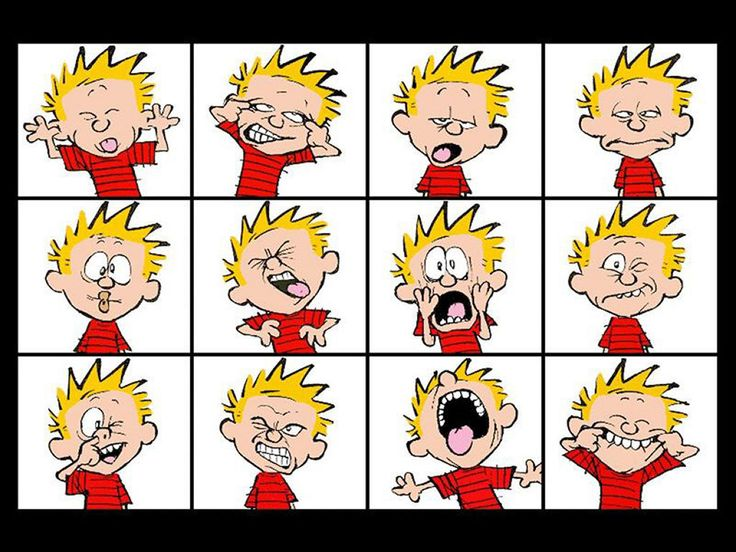 It doesn't get better than Calvin!