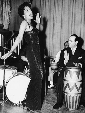 Lena Horne: 1930s Entertainment-Cotton Club Singer