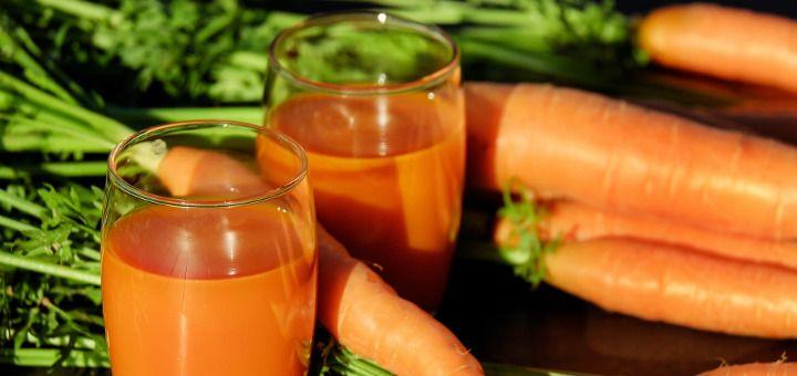 Využitie mrkvy