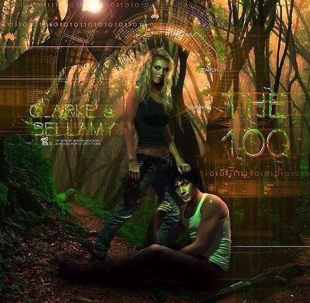 In Your Eyes~~~The 100 Bellarke FanFiction - Chapter 2 - Page 1 - Wattpad
