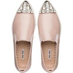 nudiesriot:  $650 Miu Miu Slip-On Sneakers ✨
