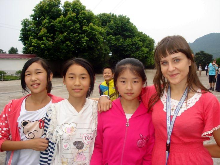 Jak wygląda szkoła w Chinach na terenach wiejskich? Relacja z wolontariatu w miejscowości Bazhong usytuowanej w północnym Sichuanie.