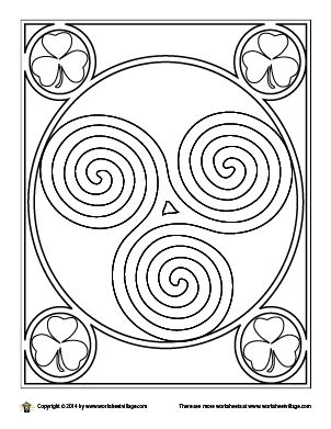 irish step dancing coloring pages - photo#30