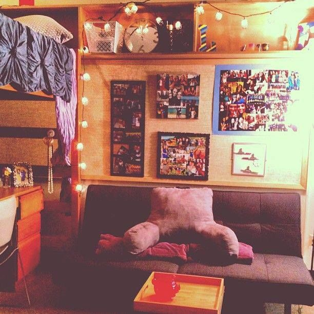 dorm room. ♥