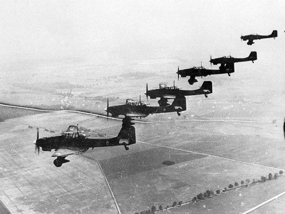 The Sirens of Death – 11 Amazing Facts About the Ju 87 Stuka – MilitaryHistoryNow.com