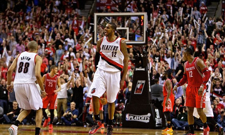 NBA play-offs: Portland take command over Houston http://dailym.ai/1mQeux5