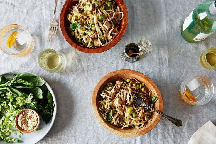 Eat Summer Noodles Cold—Like Francis from Cooking with Dog  on Food52