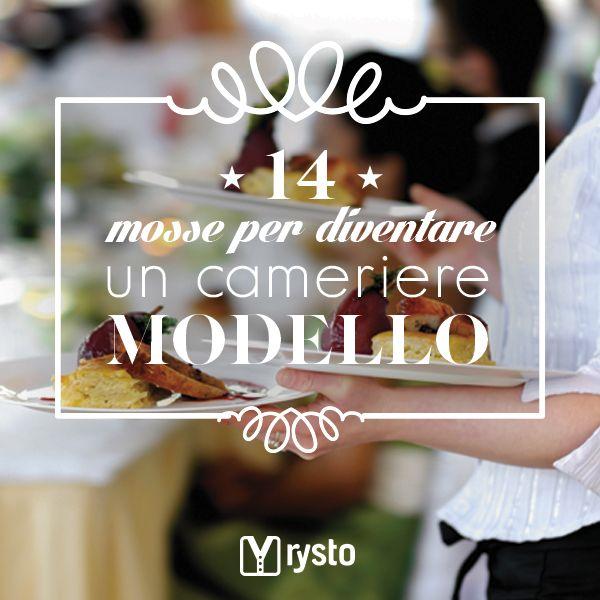 Quello del cameriere è forse il lavoro più comune al mondo, praticato almeno una volta nella vita dalla maggior parte delle persone. Essendo una mansione che non richiede titoli di studio... http://www.rysto.com/blog/2014/01/27/14-mosse-per-diventare-un-cameriere-modello/