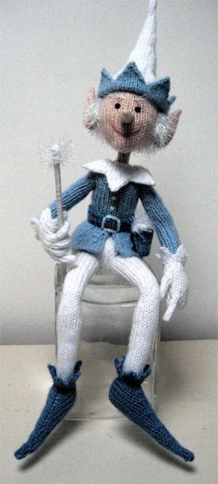 $$ Pattern: Jack Frost by Alan Dart. I keep finding more and more I have to have!