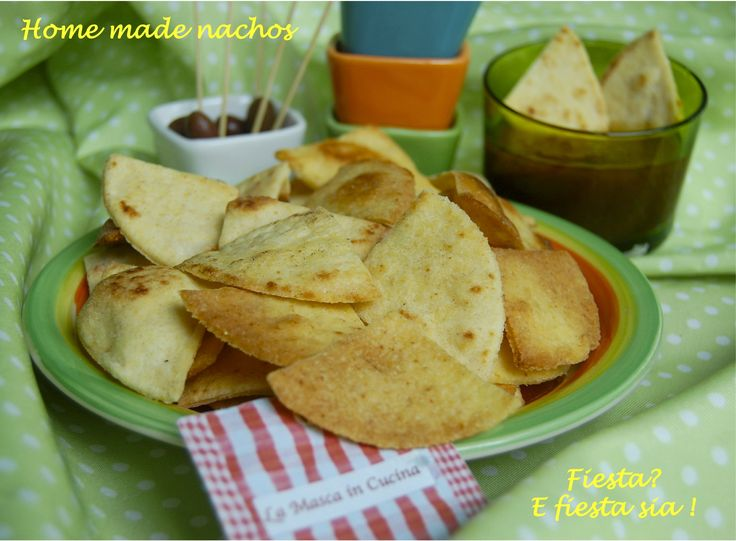 Nachos fatti in casa, per una fiesta senza limiti! Veloci, facili e magri