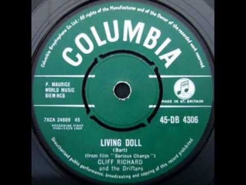 LIVING DOLL - With the then Drifters who had to have a name change because of the American group The Drifters