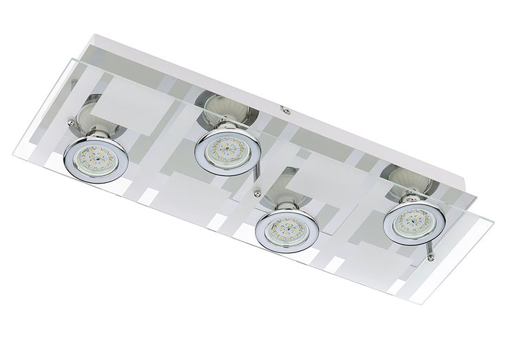 Briloner Leuchten LED Ceiling Light for 4x 5 W 400 lm, Chrome 3551–048 >>> Read more at the image link. #OutdoorLighting