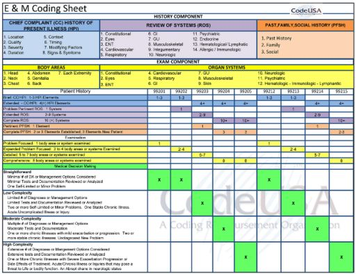 Printables Coding Audit Worksheet 1000 ideas about medical coding schools on pinterest billing and coding