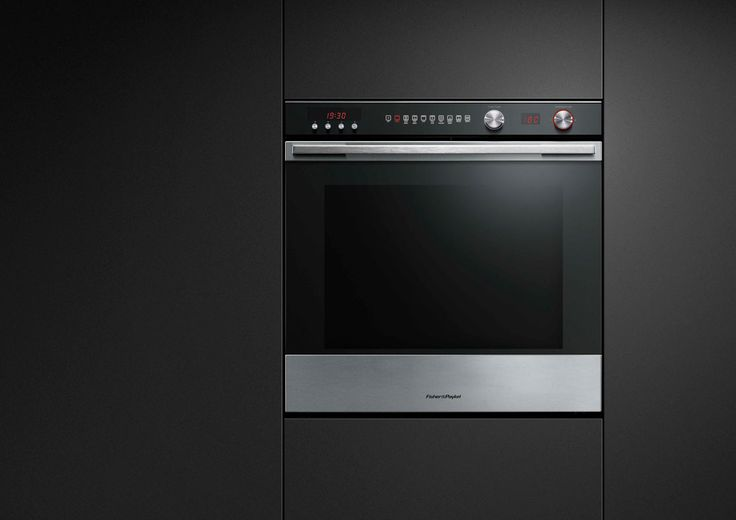 Fisher & Paykel 60cm Single 9 Function Built-in Oven (OB60SL9DEX1). Built for performance, with ActiveVent™ technology and nine cooking functions. The generous 77 litre internal capacity fits 30 percent more than traditional European ovens. This oven has catalytic liners that break down oil and fat splashes during cooking.  Shop online https://www.fisherpaykel.com/uk/kitchen/cooking-appliances/built-in-ovens/60cm-single-9-function-built-in-oven.OB60SL9DEX1.html