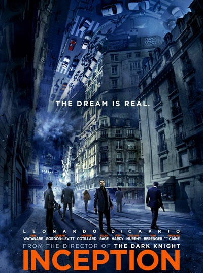 Best Thriller Movies of All Time - 2010 Inception
