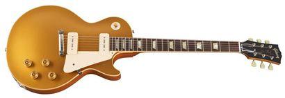 Jake Bugg - 1955 Gibson Les Paul Goldtop