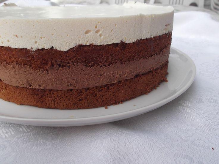 Tortaimádó: Borhabos csokitorta