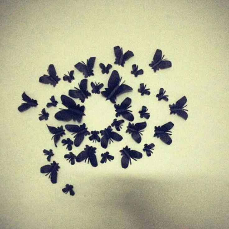 Old Fashioned Serena Butterfly Wall Decor Vignette - Wall Art Design ...
