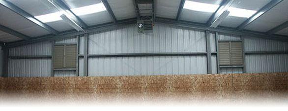 Steel Buildings, Pre Engineered Metal Buildings, Steel Frame, Metal Steel Storage Building For Sale by U.S. Building