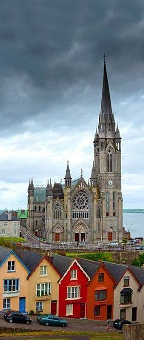 St.Colman Cathedral , Ireland