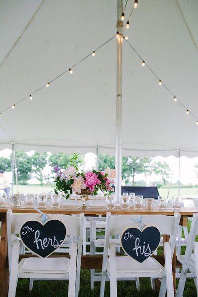 245 best Wedding Chair Decor images on Pinterest