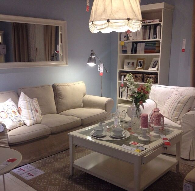 Pics Of Family Rooms: Ikea Hemnes Ektorp Livingroom