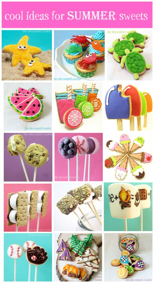 626 best images about FoodCookiesDecorated on Pinterest