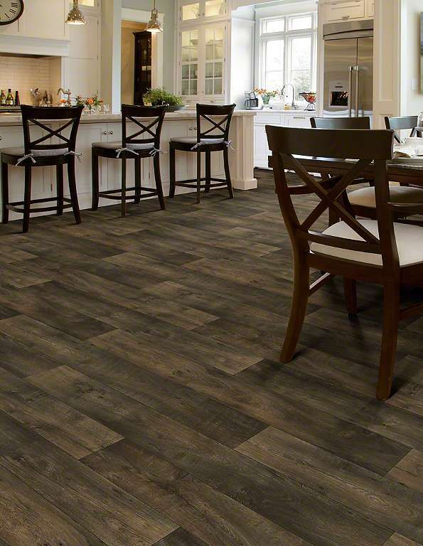 Shaw great plains wood look vinyl sheet flooring.