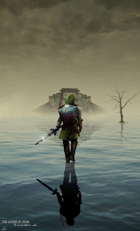 The Legend of Zelda: The hardest battle lies within