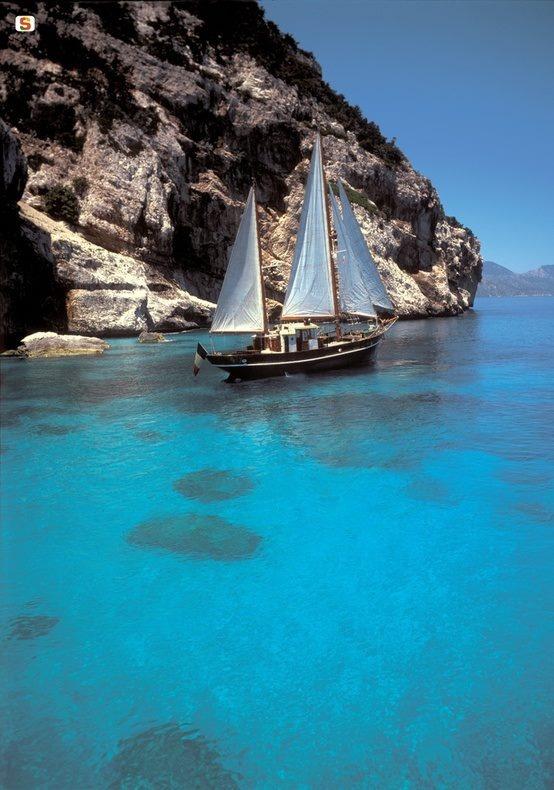 Cala Mariolu, Sardegna Speciale vela estate 2013