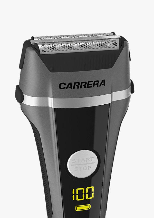 CARRERA №421 Shaver attached shaving head