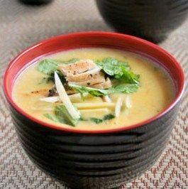 how to make cream of chicken soup with margarine