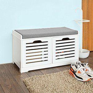 ber ideen zu schuhschrank mit sitzbank auf. Black Bedroom Furniture Sets. Home Design Ideas