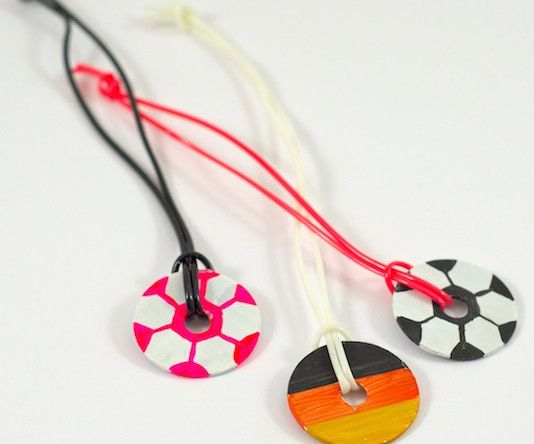 Diy Soccer Ball Crafts