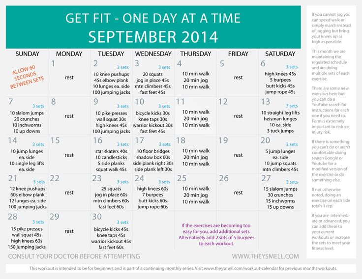 I'm late, I'm late! Yes, I'm 2 days late publishing this. It's been so much busier with back-to-school that I can't tell whether I am coming or going. The good news is that the first day was a rest day and there is still a little bit of time to get your workout in today. …