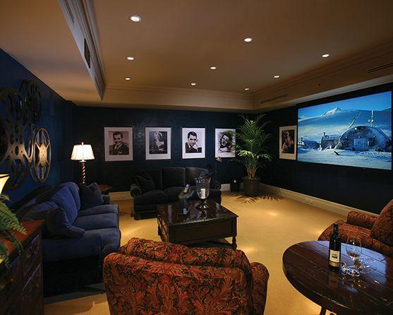 Draper Makes Great Home Theatre Screens Ultimate Access