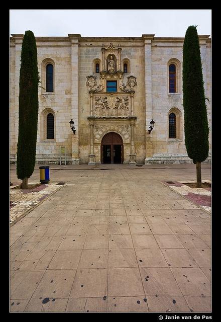Instituto Cardenal Lopez de Mendoza. Burgos