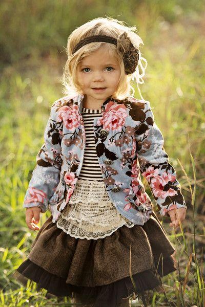 Floral Priscilla Jacket