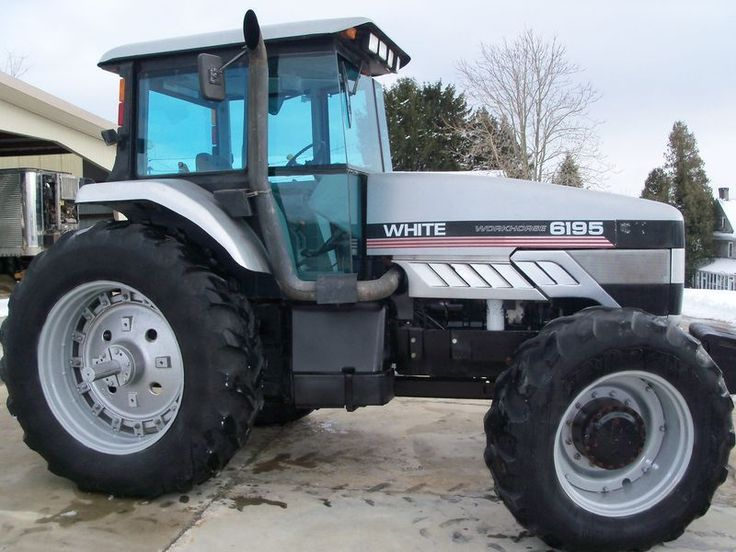 White Tractor Rims : Best white ag equipment images on pinterest tractor
