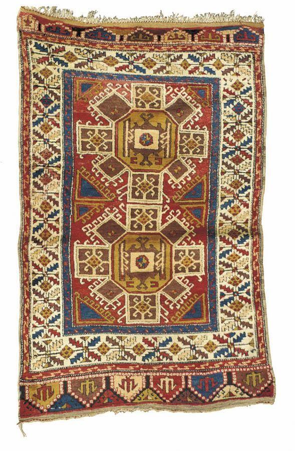 Bergama Rugs Turkish rugs Oriental Rugs Doris Leslie Blau Bergama Rug C. 1900 Sotheby's lot 66