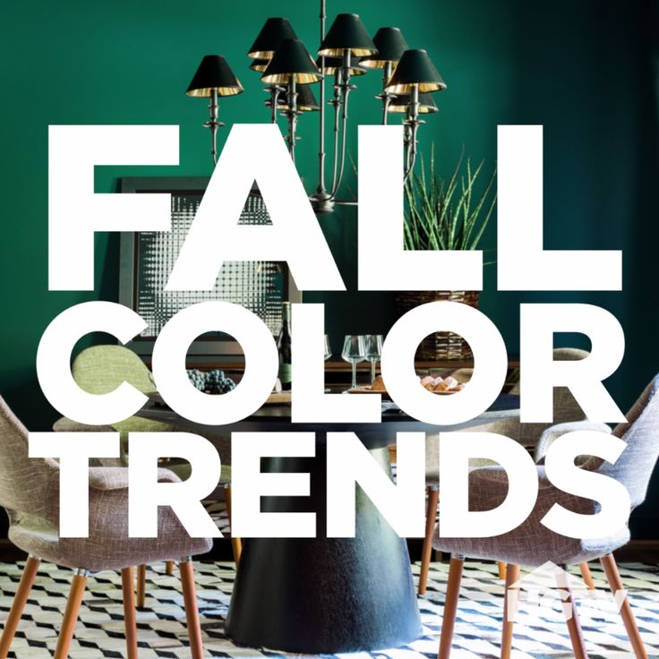 Fabulous Fall Color Trends In Home Decor Hgtv Videos