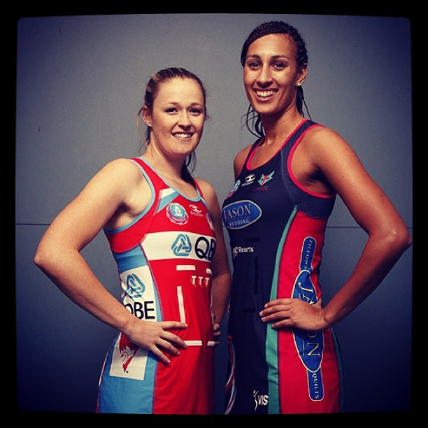 Game day - NSW Swifts v Melbourne Vixens face off for the Sargeant-McKinnis Cup
