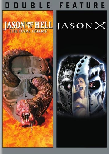 Jason Goes to Hell: The Final Friday/Jason X [DVD]