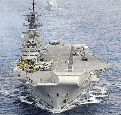 INS Viraat World's Oldest Aircraft Carrier in Service ,Indian Navy INS Viraat is a Centaur-class aircraft carrier in service with the Indian Navy. INS Viraa